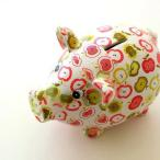 貯金箱 かわいい 陶器 ブタ 豚 オブジェ 置物 可愛い 動物 アニマル インテリア 陶器のカラフル貯金箱 ブタ