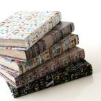 本型小物入れ ブック型 ボックス 洋書 収納 アンティーク ブックボックス フレンチ5タイプ