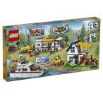 レゴ (LEGO) クリエイター キャンピングカー 31052