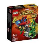 レゴ(R)スーパー・ヒーローズ マイティマイクロ:スパイダーマン vs スコーピオン 76071