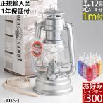 EEL750BEGINER-SETドイツ製FeuerHand Lantern 276【ETERNITYシルバー】【送料無料 】【替芯2本】【200mlレインボーオイル付】