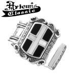 アルテミスクラシック Artemis Classic リング メンズ シルバー クロスエンブレム RD フリー 指輪 メンズリング