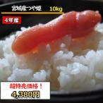 お米 米 10kg 宮城産つや姫 精米 無洗米 乾式無洗米 選べる精米方法 送料無料 令和2年産