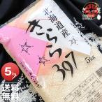 米 5kg お米 きらら397 北海道産 白米 令和元年産 送料無料