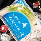 29年産 北海道産 きたくりん 5kg 白米 送料無料