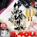 新米 28年産 栽培地域限定 JA新すながわ産 特別栽培米 ゆめぴりか 10kg (5kg×2袋セット) 白米 送料無料