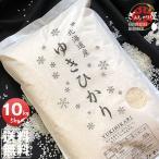 28年産 北海道産 YESクリーン ゆきひかり 10kg(5kg×2袋セット) 白米 送料無料