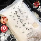 新米 米 10kg 5kg×2袋セット お米 玄米 ゆきひかり 北海道産 玄米 白米 分づき米 令和2年産 送料無料