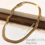 ginza-ai-jewelry_k18-8cuttriple5-5g20cmkiheibracelet