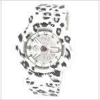 腕時計 レディース カシオ(CASIO) ベビーG(Baby-G) アナデジ 110型 レオパード クォーツ ホワイト/ホワイト色 BA-110LP-7A / 当店再検品済