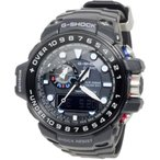 腕時計 メンズ カシオ(CASIO) Gショック(G-SHOCK) ガルフマスター ソーラー電波 GWN1000B-1A GWN-1000B-1A / 当店再検品済