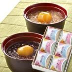 甘納豆の銀座鈴屋 ぜんざい詰合せ 6個入 |和菓子