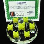 H&E社 パワーストーン 天然石 ヒーラーライトマカバスタータンブル七...