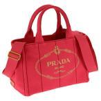 プラダ PRADA ハンドバッグ CANAPA 1BG439 PEONIA