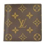 ルイヴィトン LOUIS VUITTON レディース 二つ折財布 M61675
