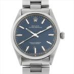 48回払いまで無金利 ロレックス オイスターパーペチュアル 1002 ブルー/バー 20番 アンティーク メンズ 腕時計