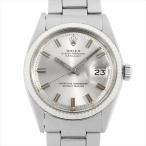 ロレックス デイトジャスト Cal.1570 33番 1601 シルバー/バー アンティーク メンズ 腕時計