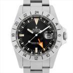 48回払いまで無金利 ロレックス エクスプローラーII 1655 マーク4ダイアル/ブラック 53番 アンティーク メンズ 腕時計