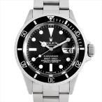 【48回払いまで無金利】ロレックス サブマリーナ デイト Cal1570 30番 1680 赤サブ アンティーク メンズ 腕時計