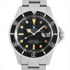 ロレックス サブマリーナ デイト 30番 1680 赤サブ アンティーク メンズ 腕時計