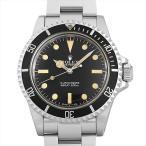 【48回払いまで無金利】ロレックス サブマリーナ Cal.1520 R番 5513 フチ有り アンティーク メンズ 腕時計