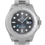 ロレックス ヨットマスター ロレジウム 116622 ダークロジウム 新品 メンズ 腕時計