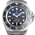 ロレックス ディープシー D-BLUEダイアル 116660 新品 メンズ 腕時計