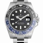ロレックス GMTマスターII 116710BLNR 新品 メンズ 腕時計