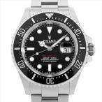 最大5万円オフクーポン配布 ロレックス シードゥエラー 126600 クラウン有り 新品 メンズ 腕時計