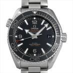 オメガ シーマスター プラネットオーシャン 600M コーアクシャル マスタークロノメーター 215.30.44.21.01.001 新品 メンズ 腕時計