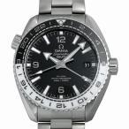 オメガ シーマスター プラネットオーシャン マスタークロノメーターGMT 215.30.44.22.01.001 新品 メンズ 腕時計