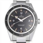 オメガ シーマスター 300 マスターコーアクシャル 233.30.41.21.01.001 新品 メンズ 腕時計