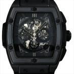 ウブロ スピリットオブビッグバン オールブラック 世界500本限定 601.CI.0110.RX 新品 メンズ 腕時計