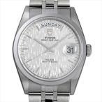 チュードル プリンス デイトデイ 76200 シルバーモザイク/バー 新品 メンズ 腕時計