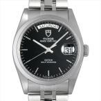 チュードル プリンス デイトデイ 76200 ブラック/バー 新品 メンズ 腕時計 48回払いまで無金利