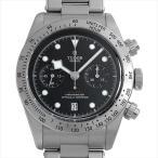 【48回払いまで無金利】チュードル ヘリテージ ブラックベイ クロノグラフ 79350 新品 メンズ 腕時計