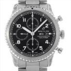48回払いまで無金利 ブライトリング ナビタイマー8 クロノグラフ43 A118B-1PSS 新品 メンズ 腕時計