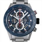 48回払いまで無金利 タグホイヤー カレラ キャリバーホイヤー01 CAR201T.BA0766 新品 メンズ 腕時計