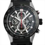 48回払いまで無金利 タグホイヤー カレラ キャリバーホイヤー01 CAR2A1Z.FT6044 新品 メンズ 腕時計