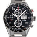 48回払いまで無金利 タグホイヤー カレラ 100M キャリバー16 デイデイト クロノグラフ CV2A1R.BA0799 新品 メンズ 腕時計