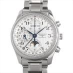 ロンジン マスターコレクション クロノグラフ ムーンフェイズ L2.673.4.78.6 新品 メンズ 腕時計