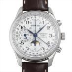 ロンジン マスターコレクション クロノグラフ ムーンフェイズ L2.773.4.78.3 新品 メンズ 腕時計