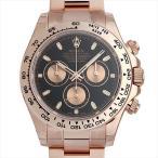 48回払いまで無金利 ロレックス コスモグラフ デイトナ 116505 ブラック 新品 メンズ 腕時計