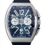 フランクミュラー ヴァンガード ヨッティング クロノグラフ V45 CC DT YACHTING ACBL 新品 メンズ 腕時計