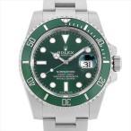 ロレックス サブマリーナ デイト ランダムシリアル 116610LV 未使用 メンズ 腕時計