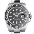 48回払いまで無金利 ロレックス GMTマスターII 116710LN 未使用 メンズ 腕時計