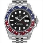 SALE 48回払いまで無金利 ロレックス GMTマスターII 126710BLRO 未使用 メンズ...