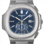 48回払いまで無金利 パテックフィリップ ノーチラス クロノグラフ 40周年記念 限定1300本 5976/1G-001 未使用 メンズ 腕時計