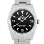 ロレックス エクスプローラーI Z番 114270 中古 メンズ 腕時計