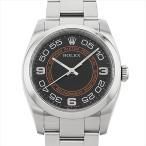 48回払いまで無金利 ロレックス オイスターパーペチュアル 116000 ブラック/アラビア G番 中古 メンズ 腕時計